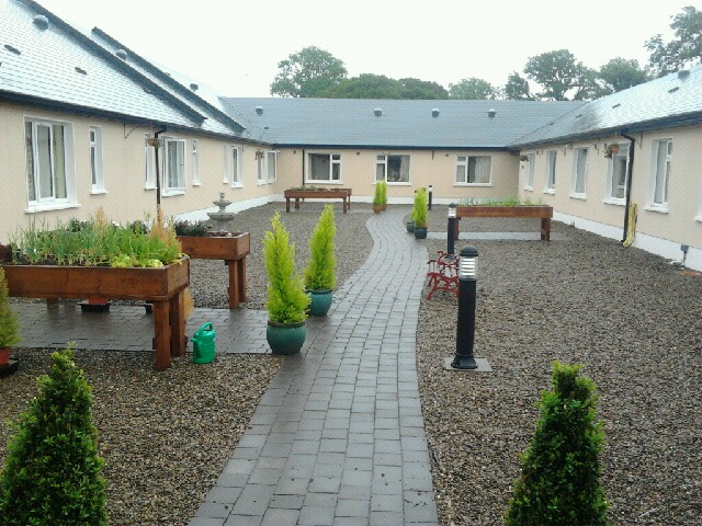 Exterior Images Of Central Park Nursing Home Galway