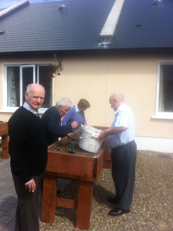 Living In Central Park Nursing Home Galway